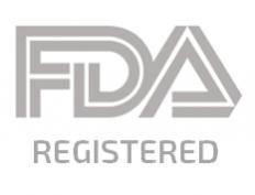 Enregistré FDA